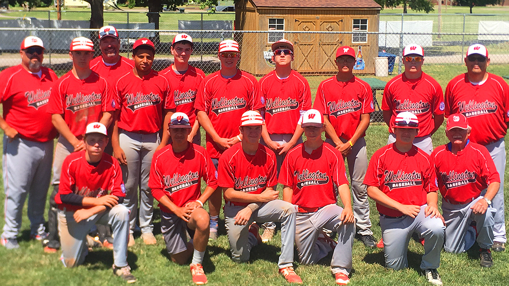 Wellington's 15 yo's Peabody Bound For State Babe Ruth