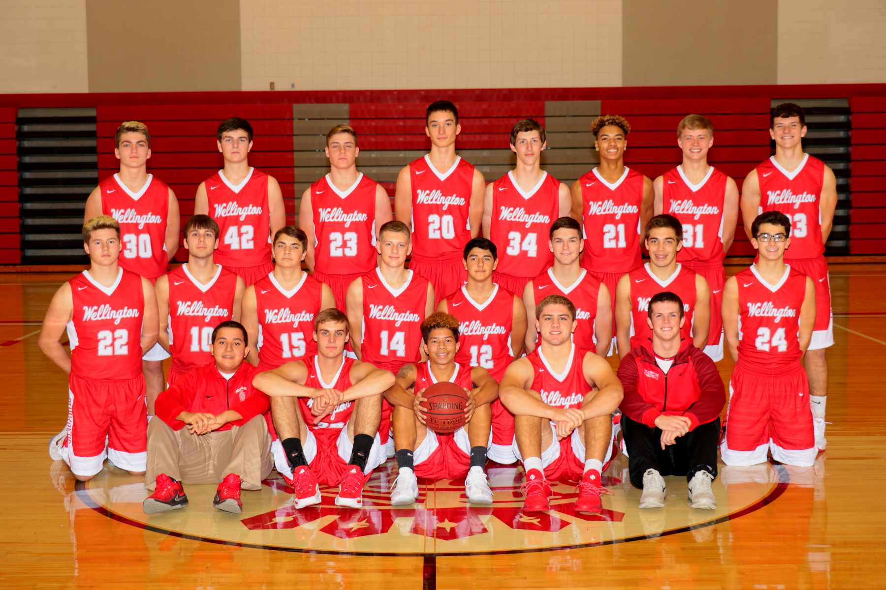 Boys Basketball 2017-18