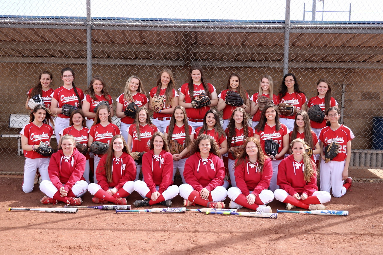 Lady Crusader Softball 2018