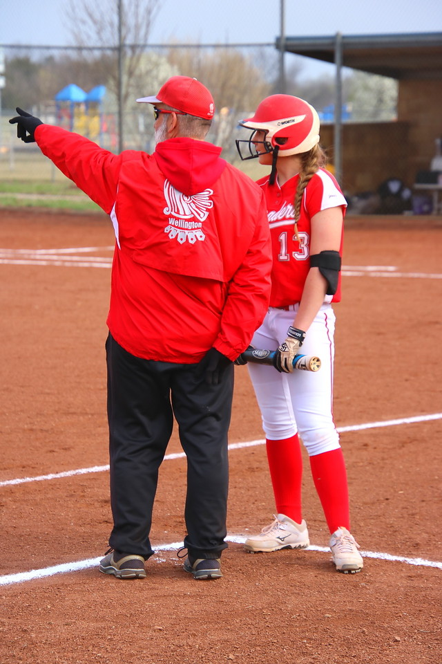 Coach Buck * Jacelyn Buck