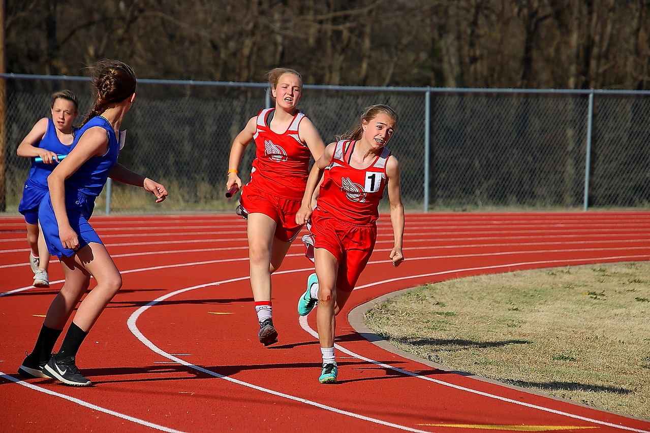 WMS Track & Field - Richard Lawrence Relays