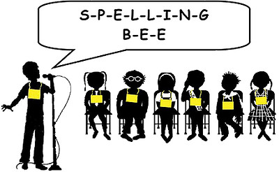 PIONEER LEAGUE DV IV Spelling Bee