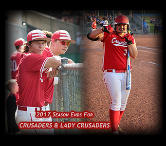 Lady Crusader Softball