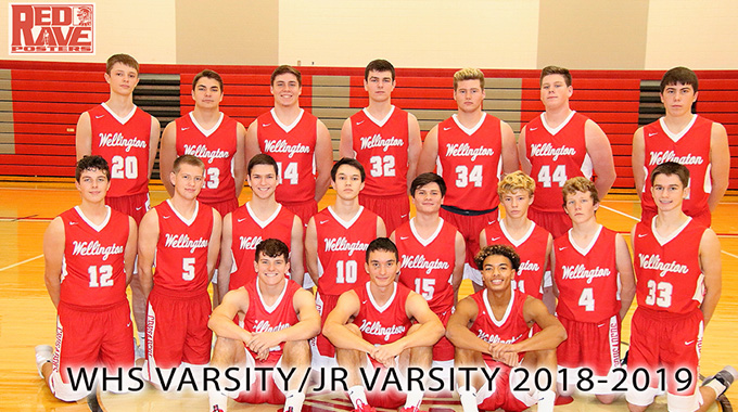 Boys Varsity/JV Basketball