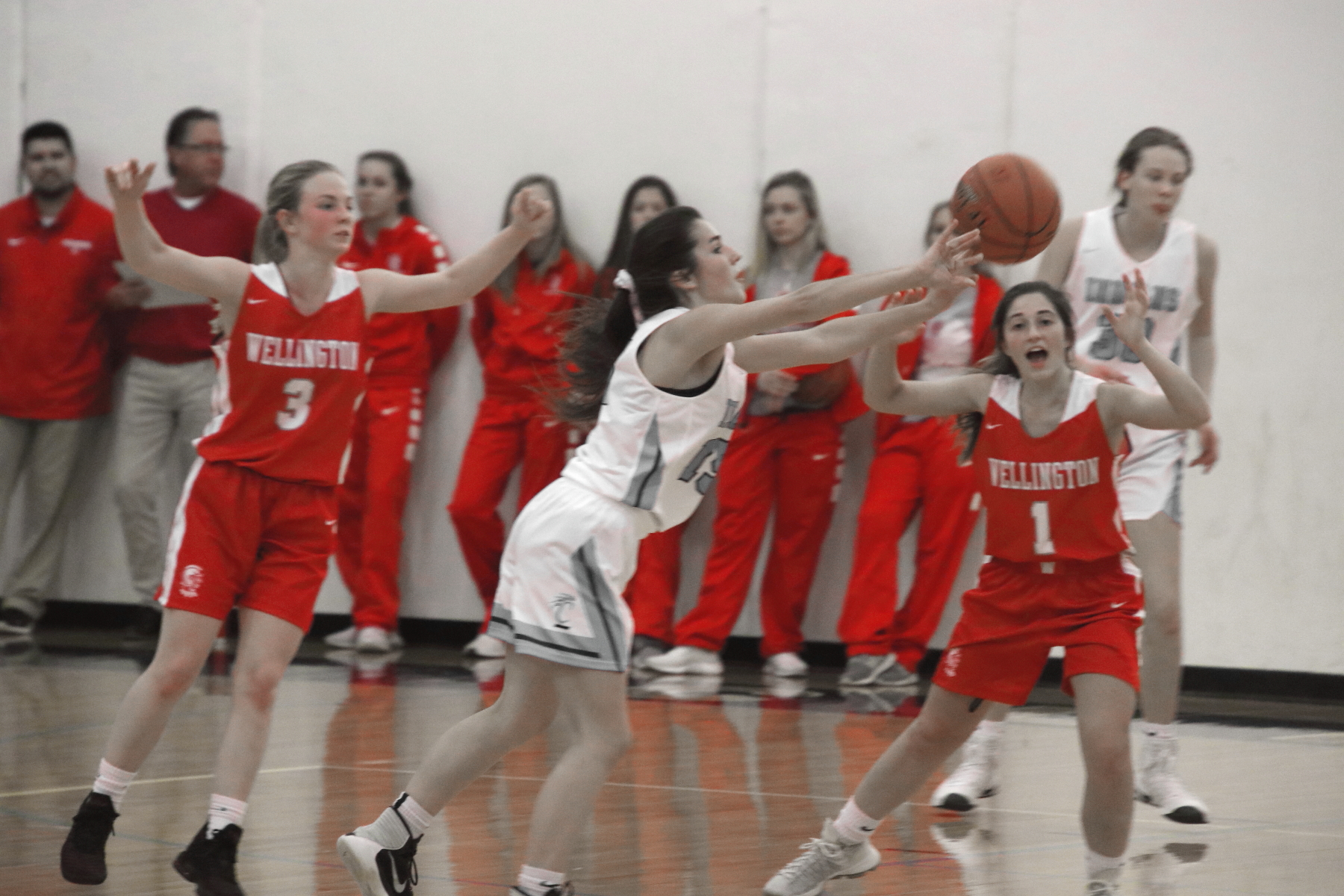 Lady Crusader Basketball @ Clearwater 010419
