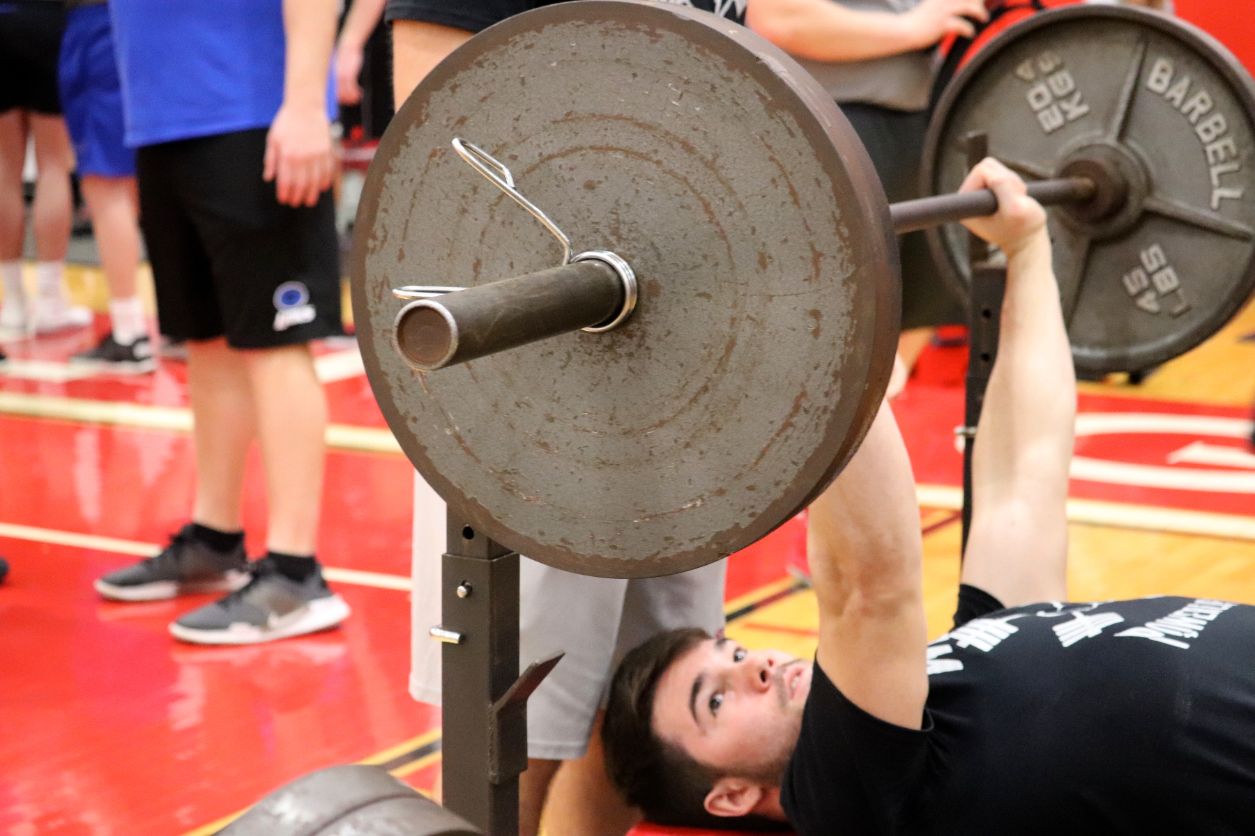 Powerlift Meet @ WHS / Isaac Hilt