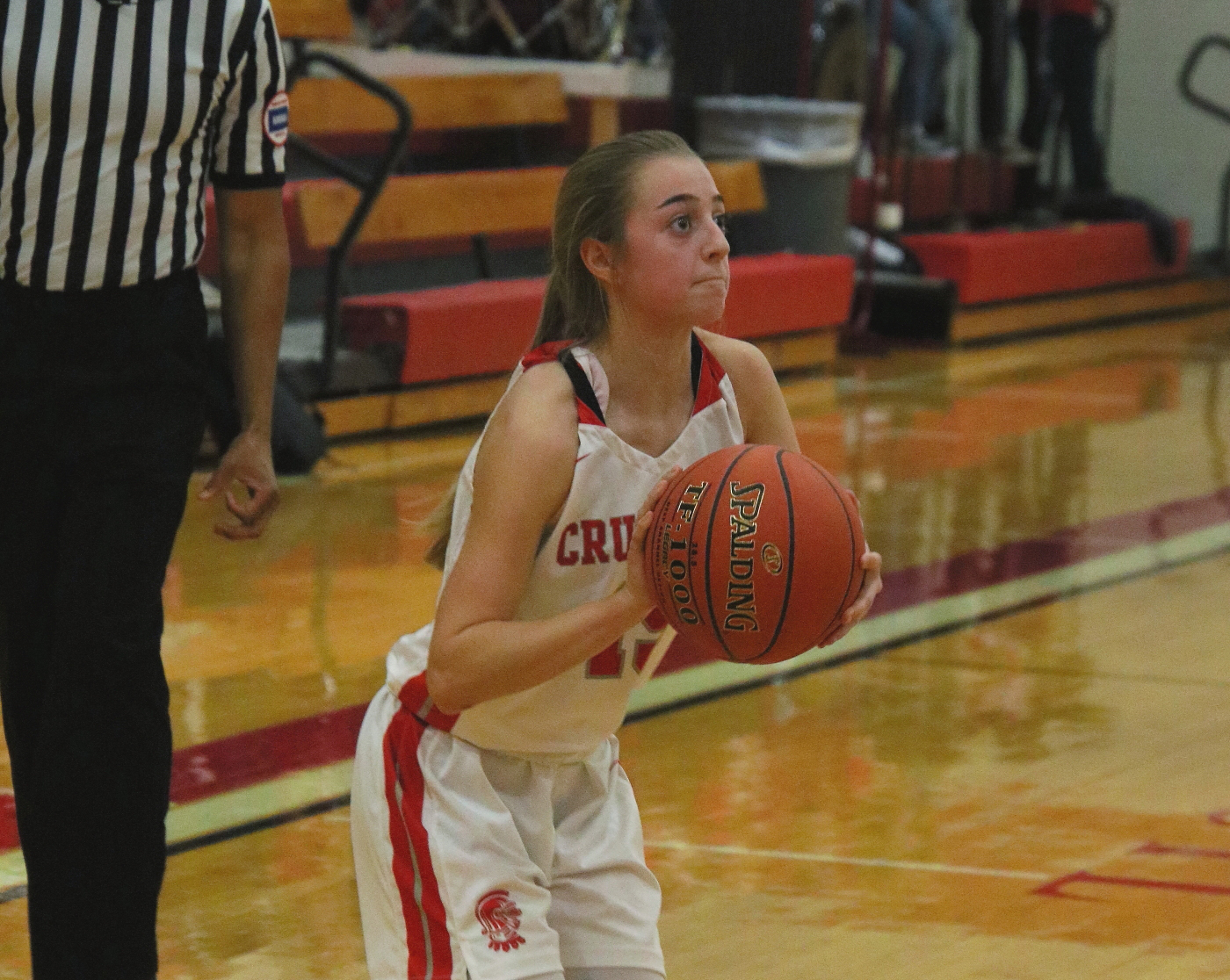 Ashlyn Gerten Lady Crusader