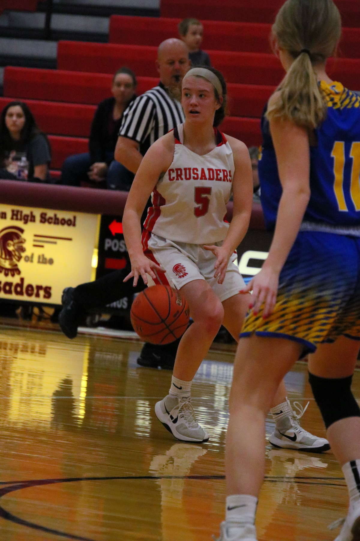 Lexi Clift Lady Crusader