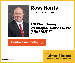 Ross Norris FINANCIAL ADVISOR Edward Jones 2020