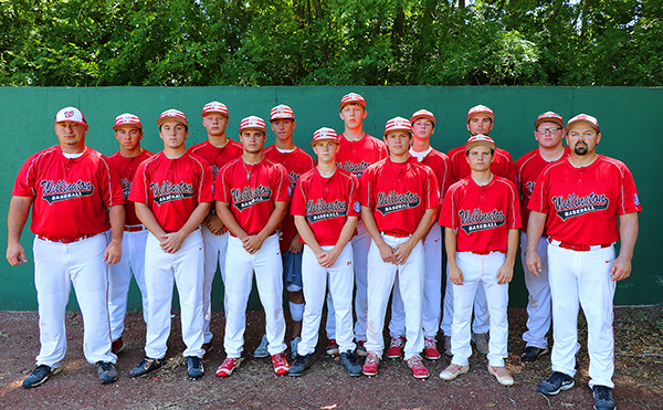 WALNUT ARK VALLEY TEAM - STATE SR. BABE RUTH TOURNEY