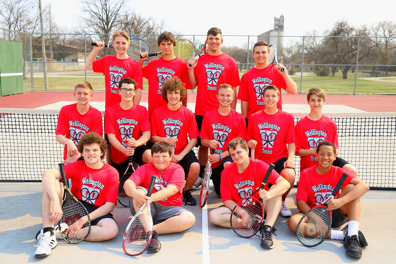 WHS Boys Tennis 2018
