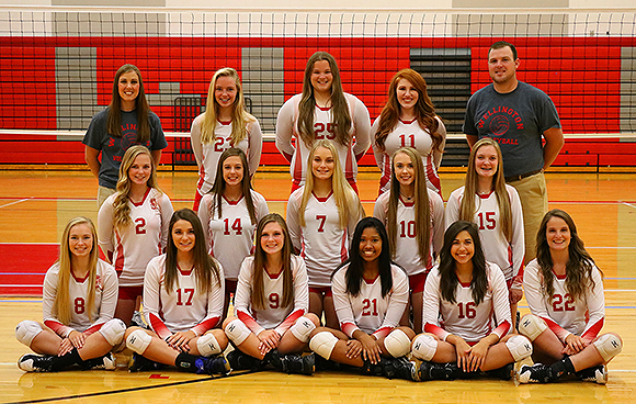 WHS Varsity Volleyball