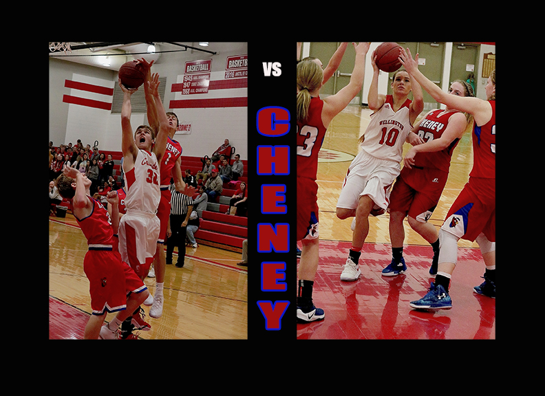 Lady Crusaders vs Cheney