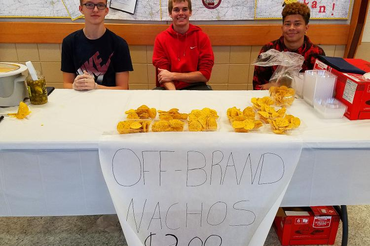 WHS Youth Entrepreneurs