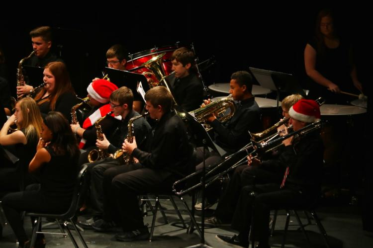 WHS/WMS Winter Band Program