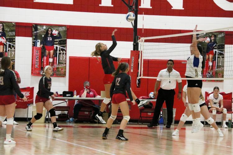 Volleyball vs Collegiate