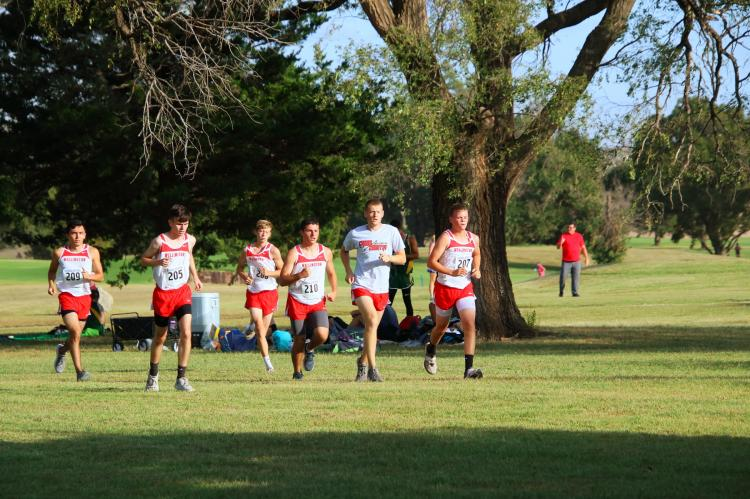 WHS Cross Country