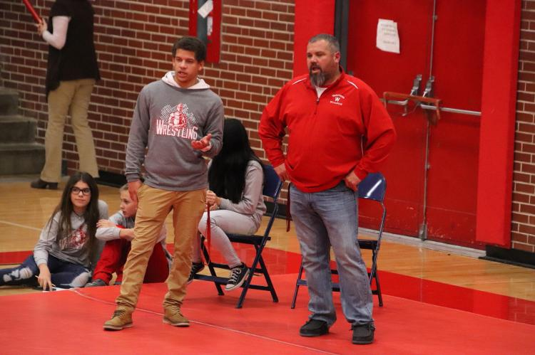 Coaches WMS Wrestling