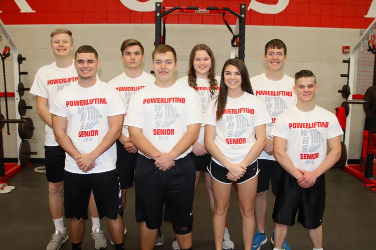 Senior Powerlifters