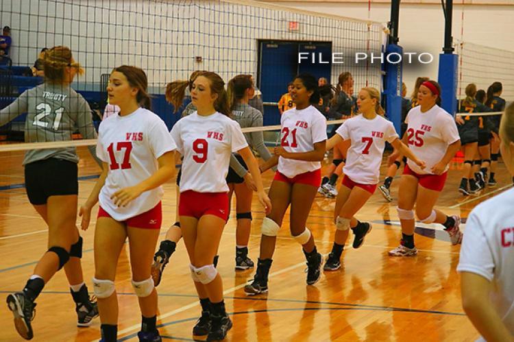 file photo VOLLEYBALL