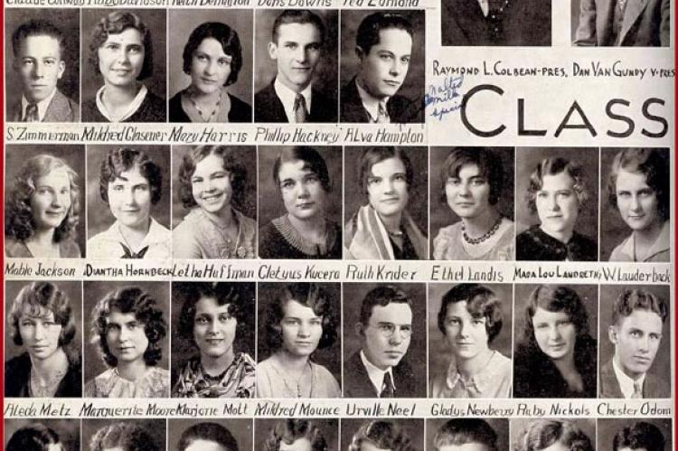 WHS Class of 1931