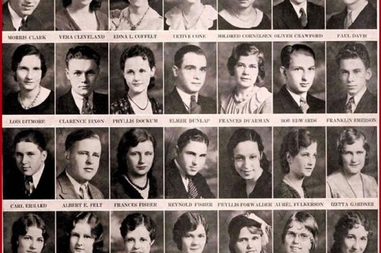 WHS Class of 1932