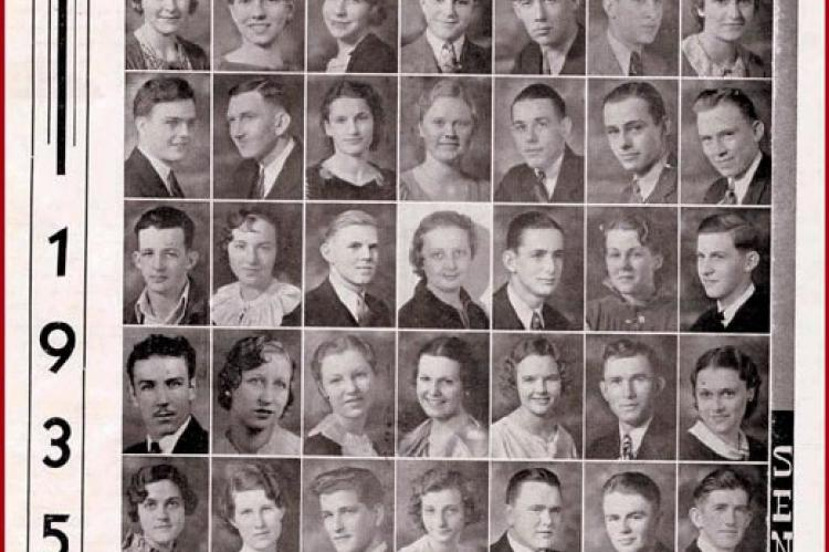 WHS Class of 1935