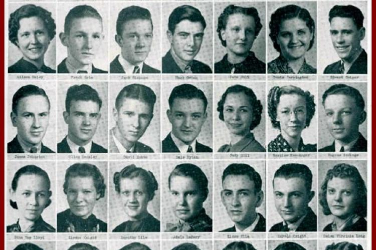 WHS Class of 1938