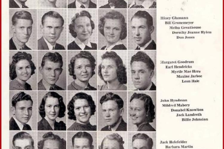 WHS Class of 1940