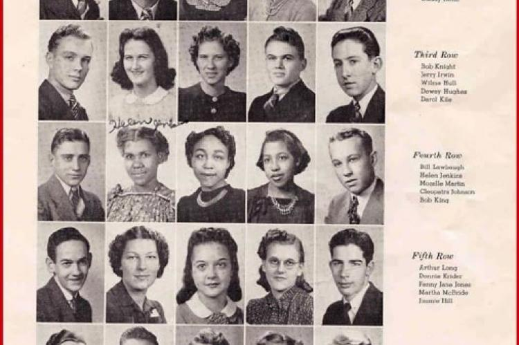 WHS Class of 1941