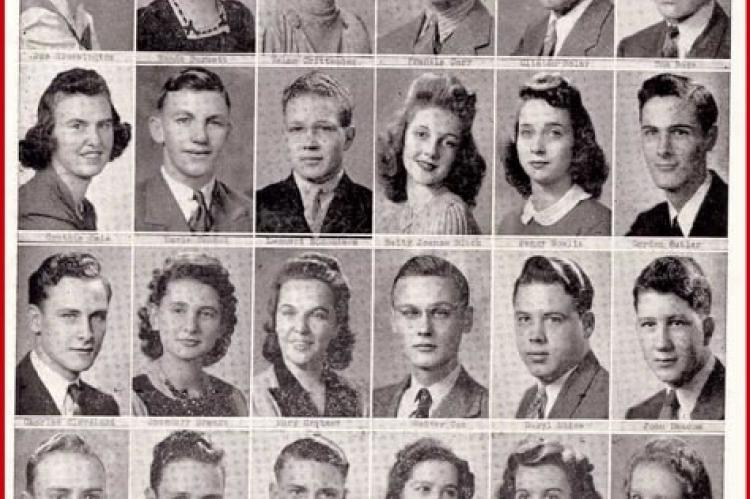 WHS Class of 1942