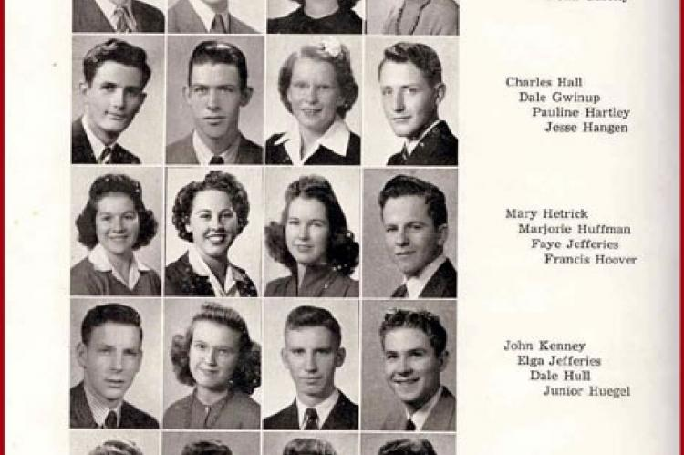 WHS Class of 1943