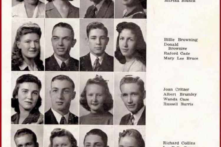 WHS Class of 1944
