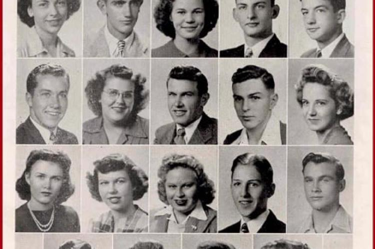 WHS Class of 1945
