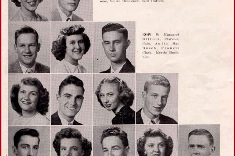 WHS Class of 1949