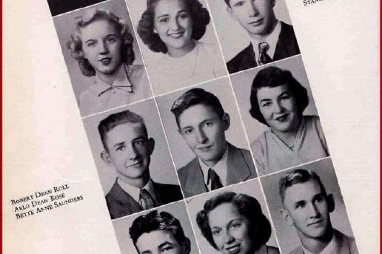 WHS Class of 1951