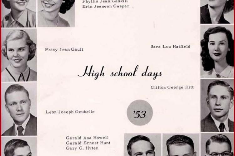 WHS Class of 1953