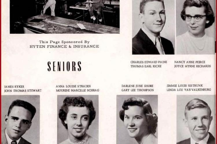 WHS Class of 1954