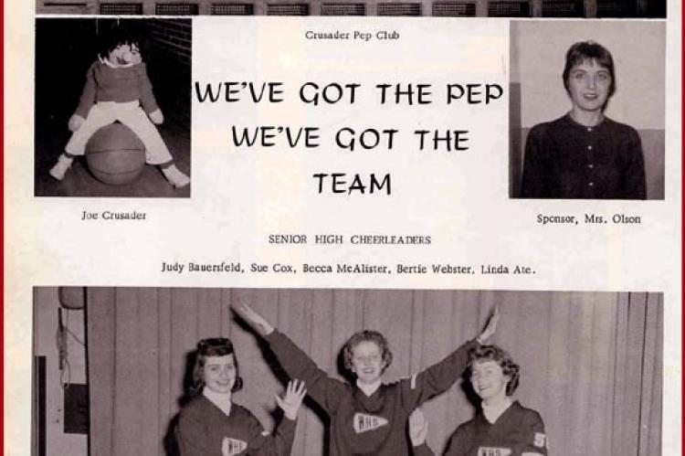 WHS Class of 1958