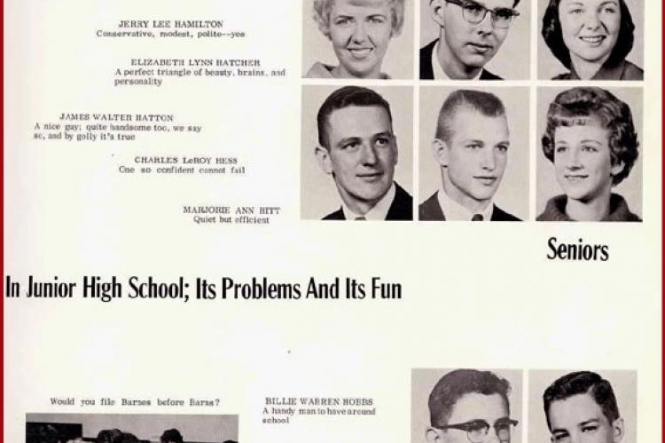 WHS Class of 1961
