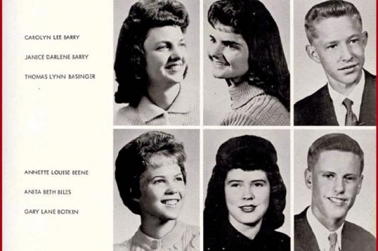 WHS Class of 1962