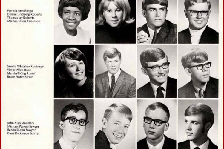 WHS Class of 1970