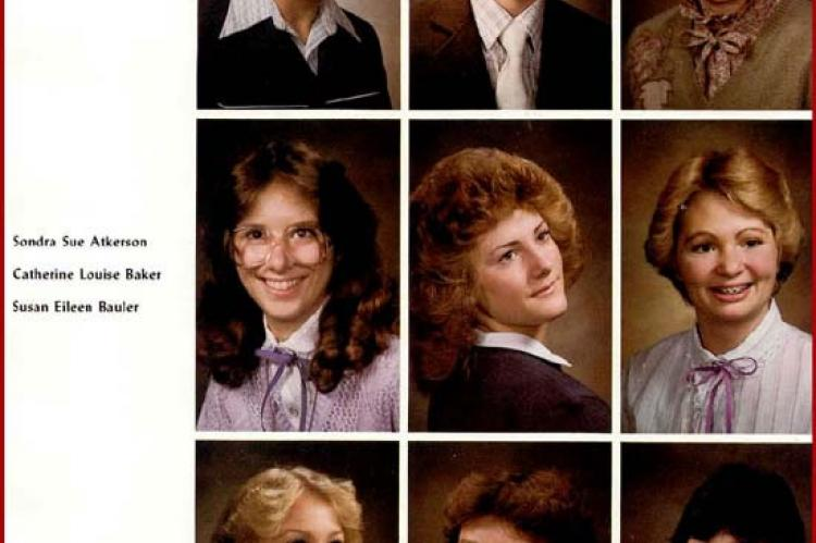 WHS Class of 1982