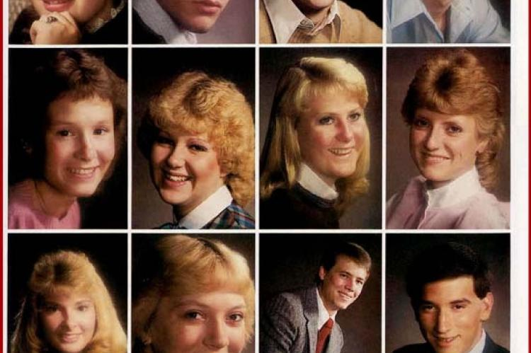 WHS Class of 1984
