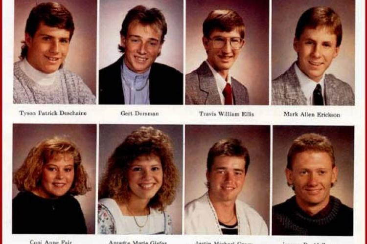 WHS Class of 1990