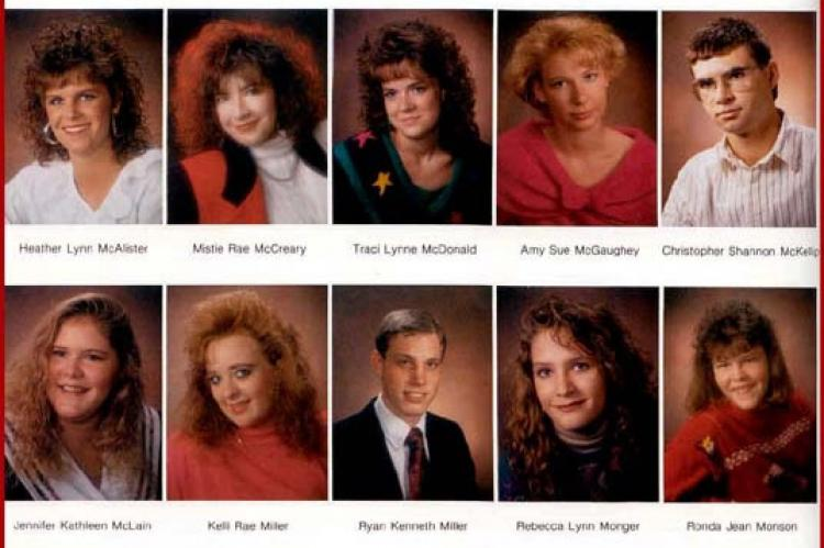WHS Class of 1992