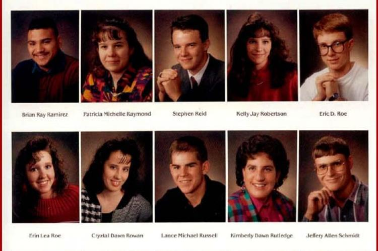 WHS Class of 1993