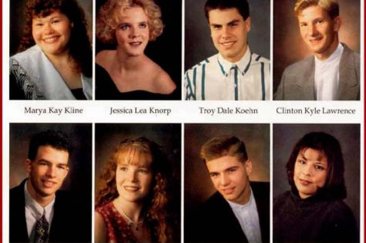 WHS Class of 1996
