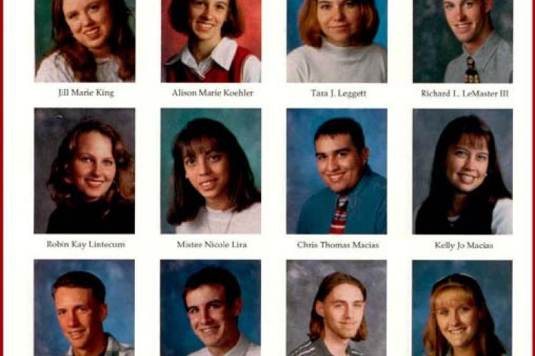 WHS Class of 1998