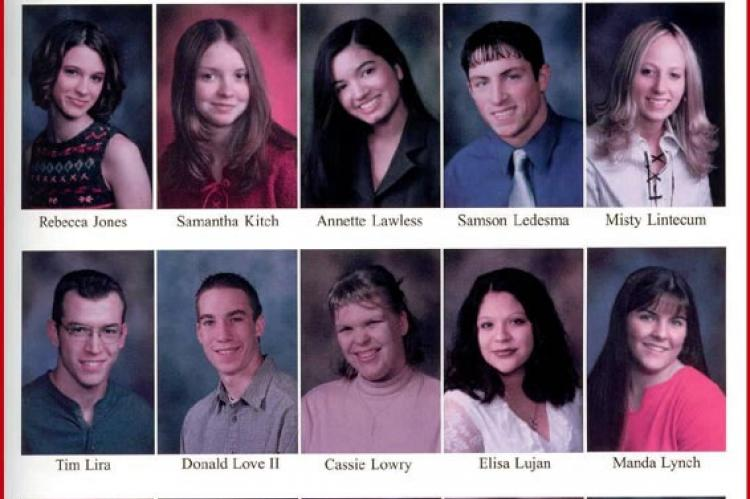 WHS Class of 2003